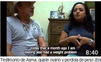 temoignage-video-colombie-asthme-kiste-ovarien-2013